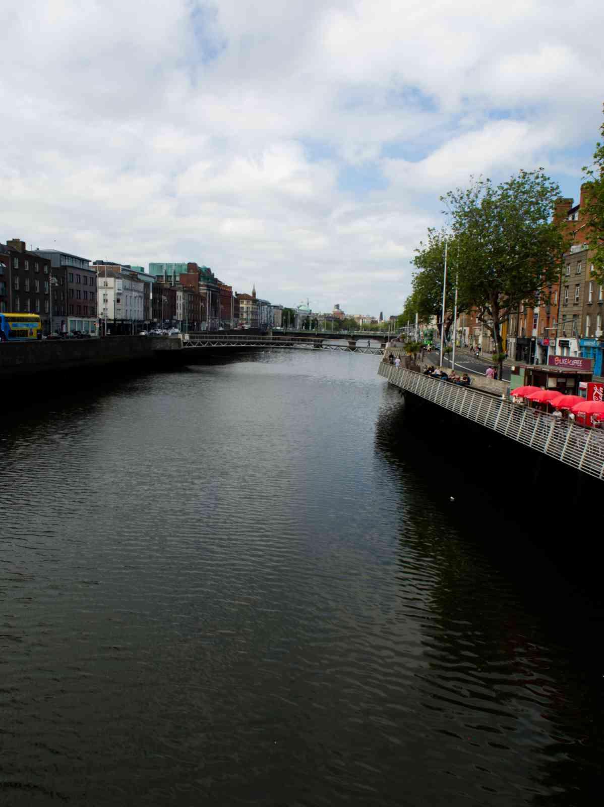 Dublin - Liffey