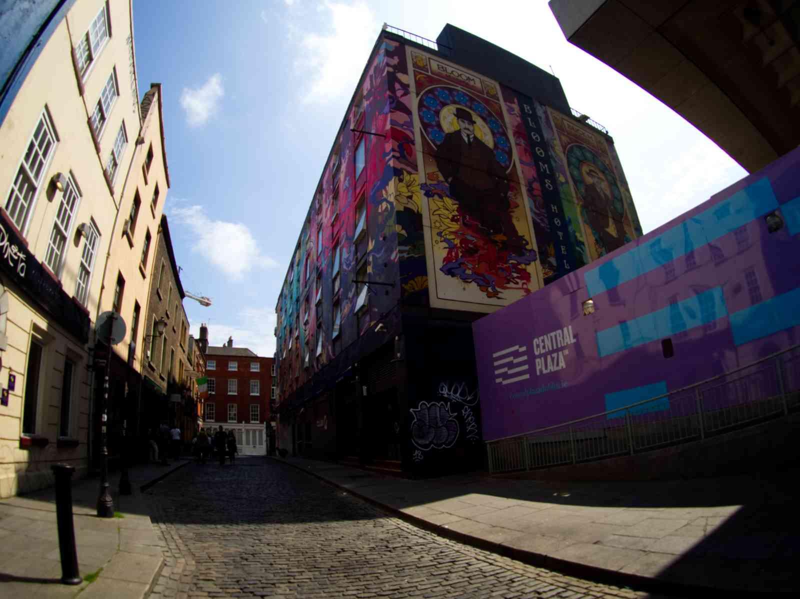 Dublin - Stadtansichten 04