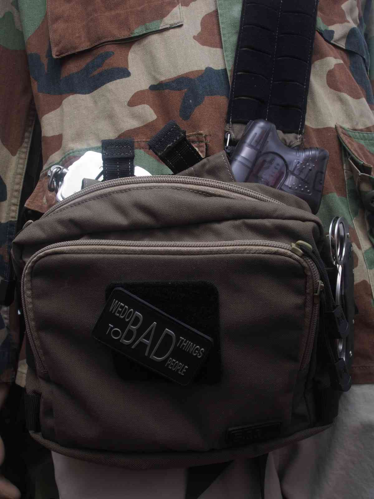 5.11Tactical 2-Banger-Bag