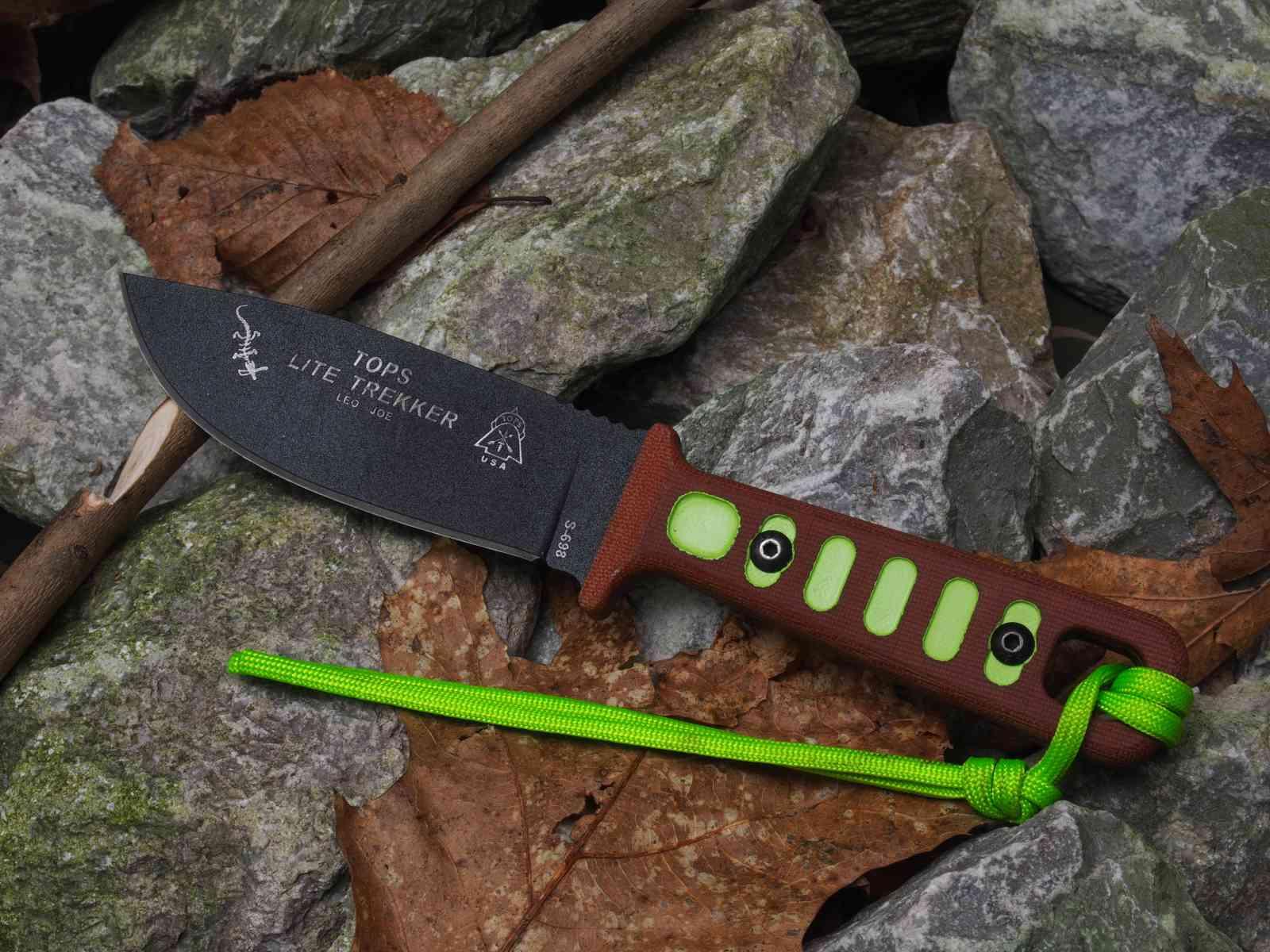 Tops Lite Trekker - Zombiegrün