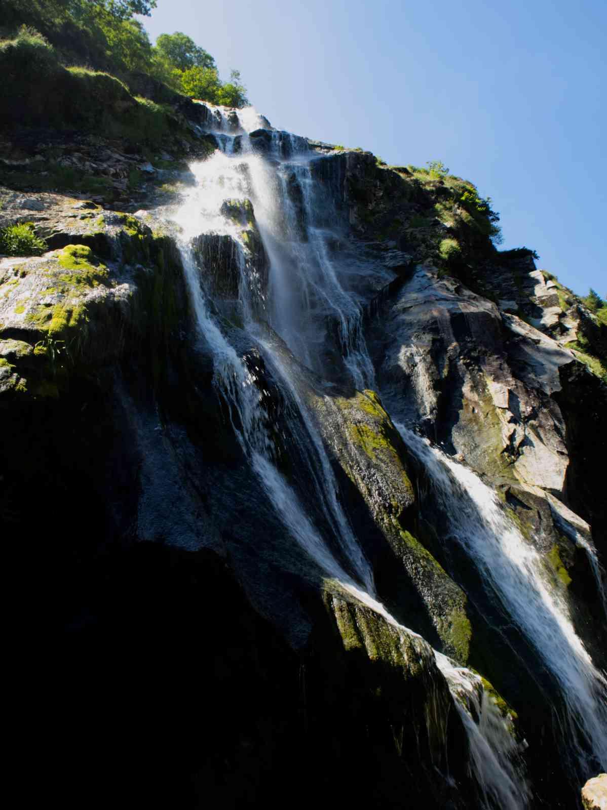 Powerscourt Waterfall 02
