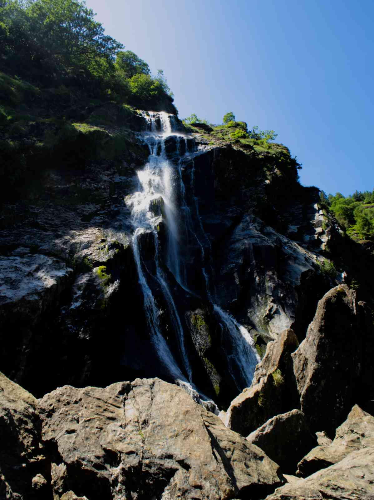Powerscourt Waterfall 05