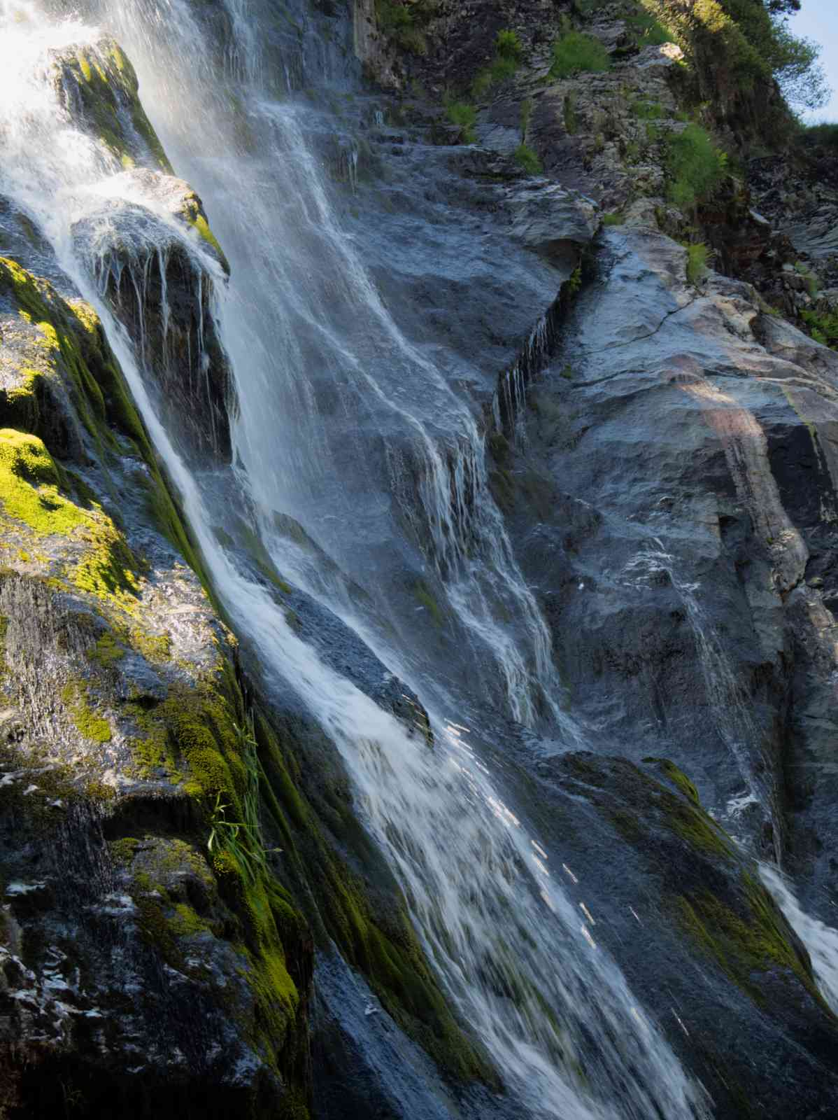 Powerscourt Waterfall 04