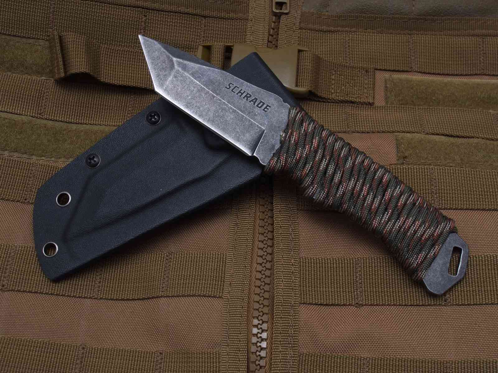 Schrade F15 Workshop 1