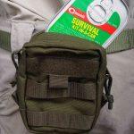 Coghlan's 01Coghlan's Survival-Kit - Kit-in-a-Can - Perfekt für das EDC