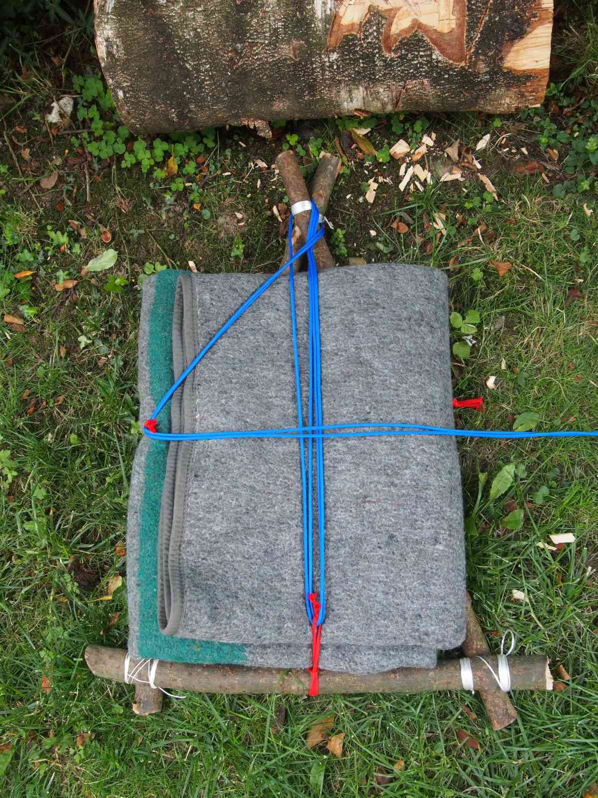 Roycroft-Frame - Gepäckbefestigung 08