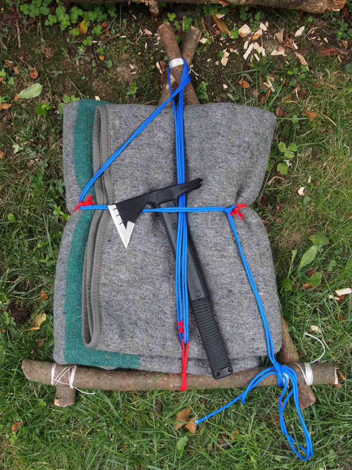 Roycroft-Frame - Gepäckbefestigung 13