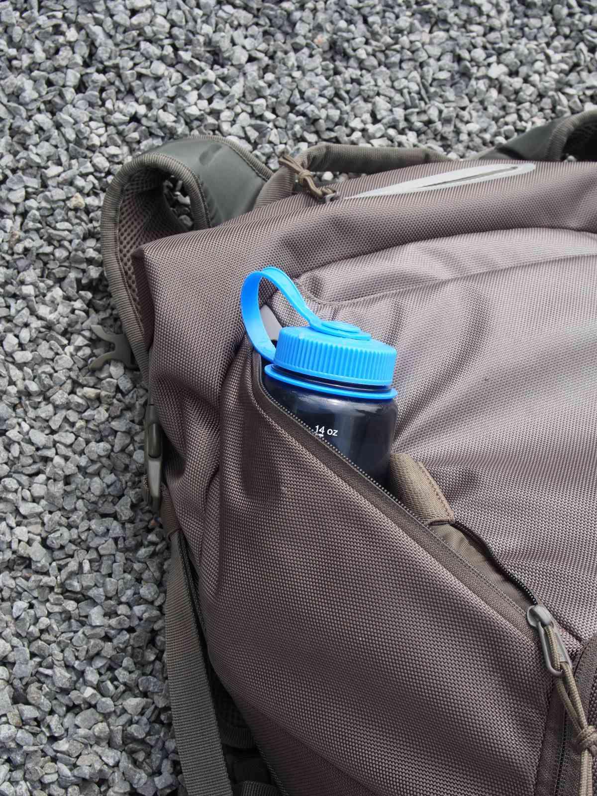 5.11 Tactical Covert Boxpack - Seitliche Trinkflaschentasche