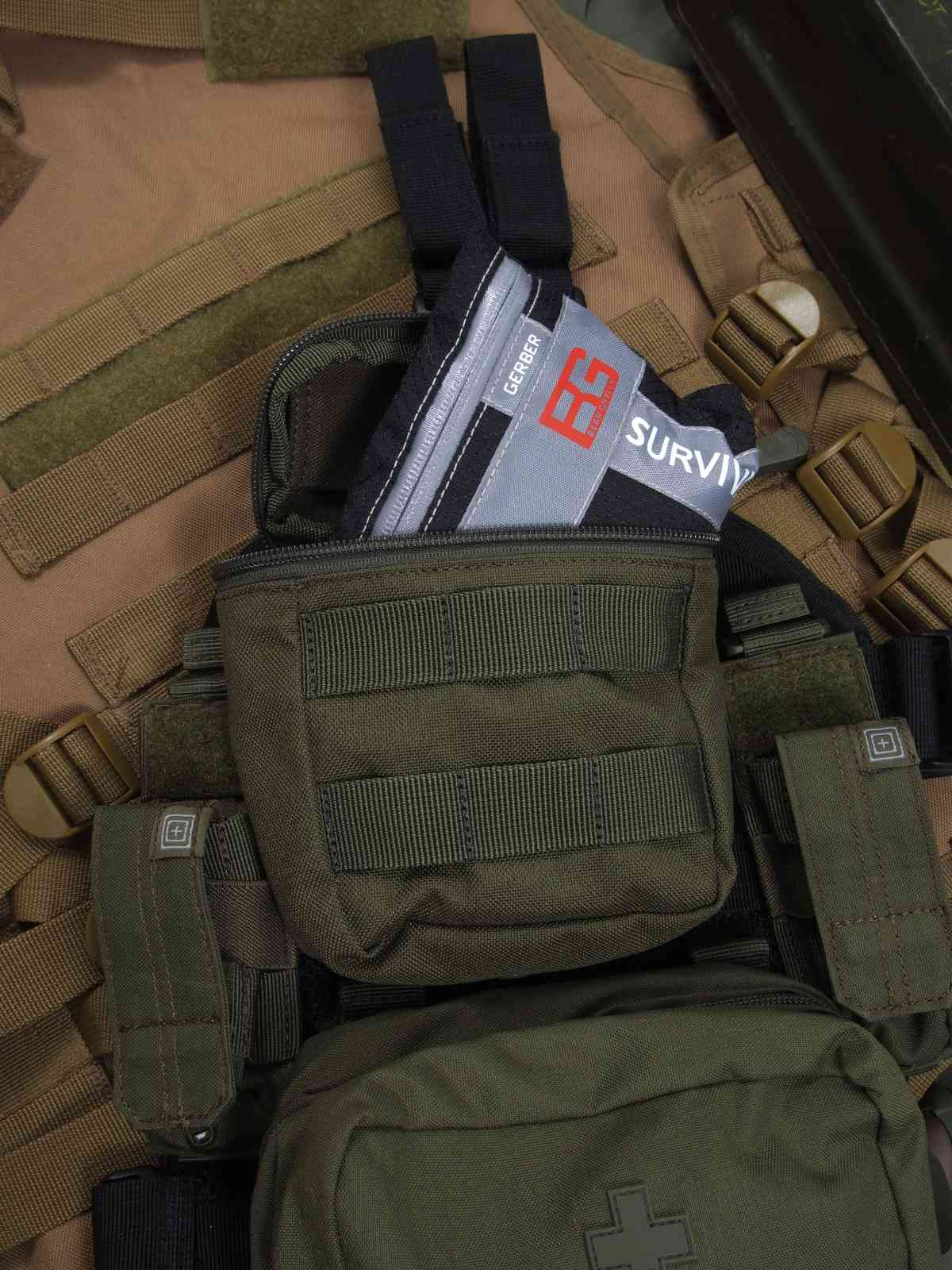 5.11Tactical Tigh Rig und Shotgun-Pouch