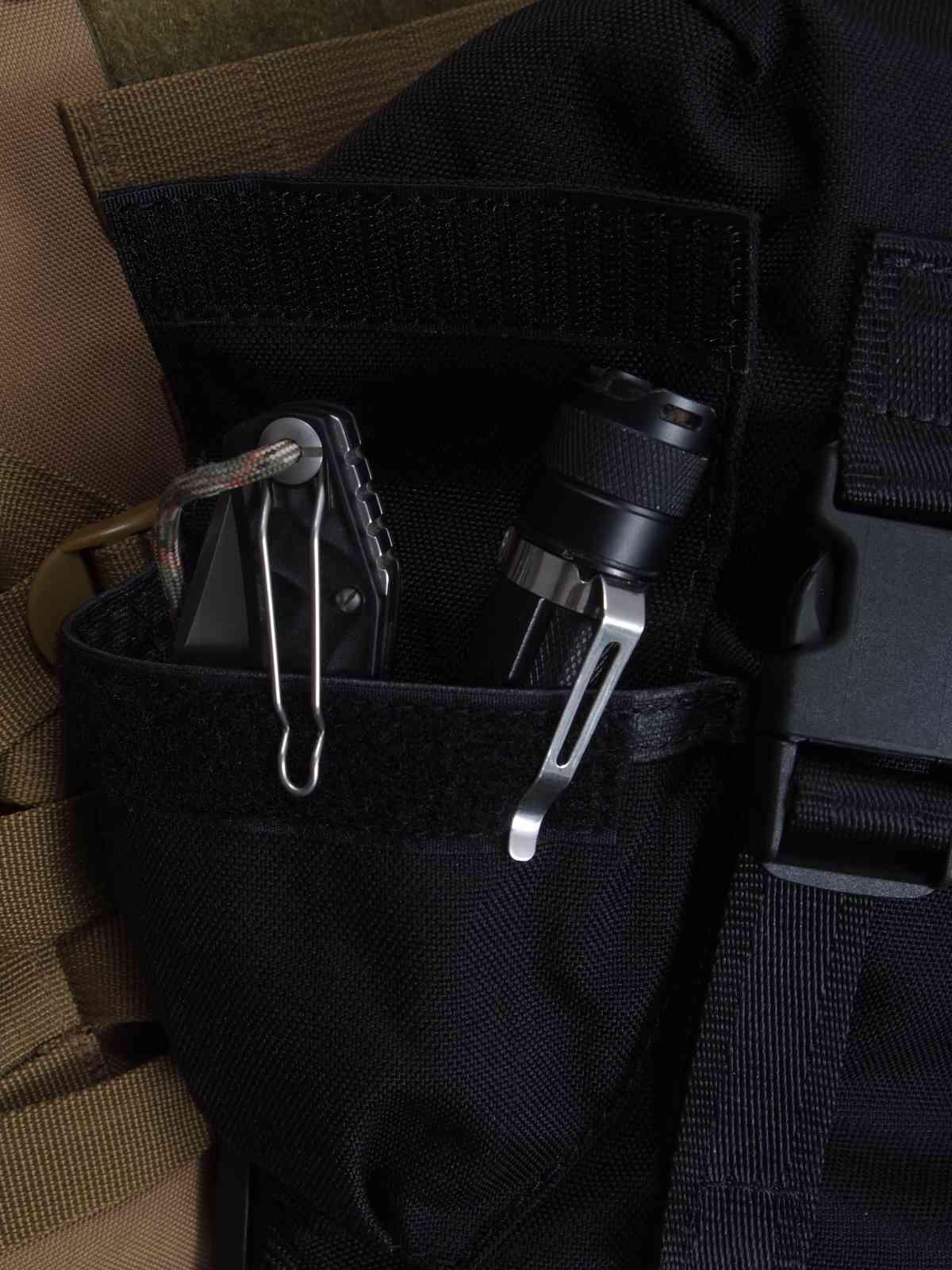 Cop Oberschenkeltasche - Kleine Seitentasche