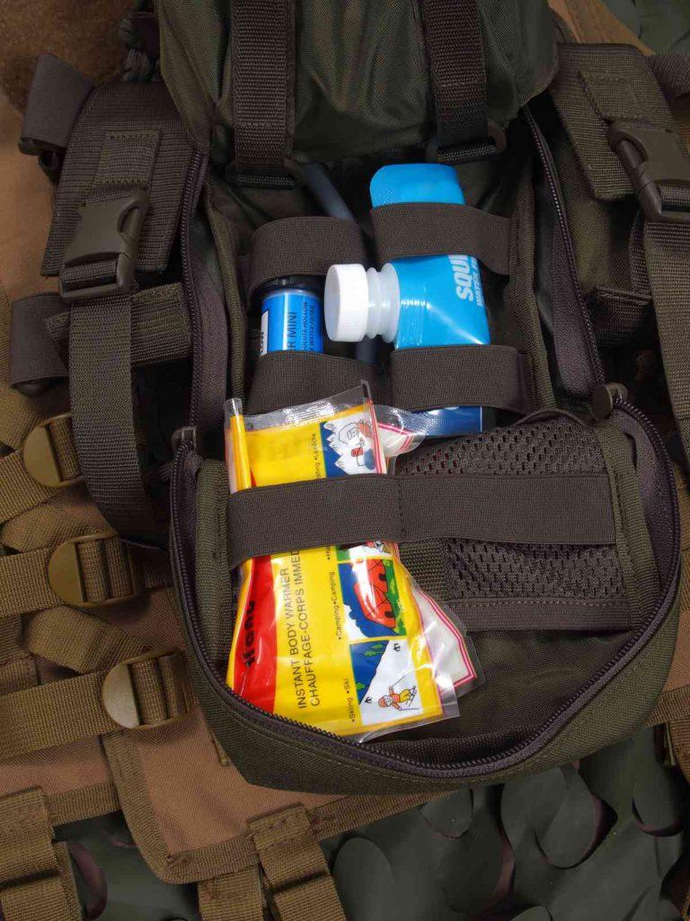 Tasmanian Tiger Leg Base - Durchdachte Taschen