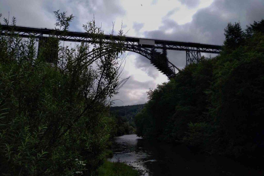 Radtour zum Altenberger Dom - Müngstener Brücke