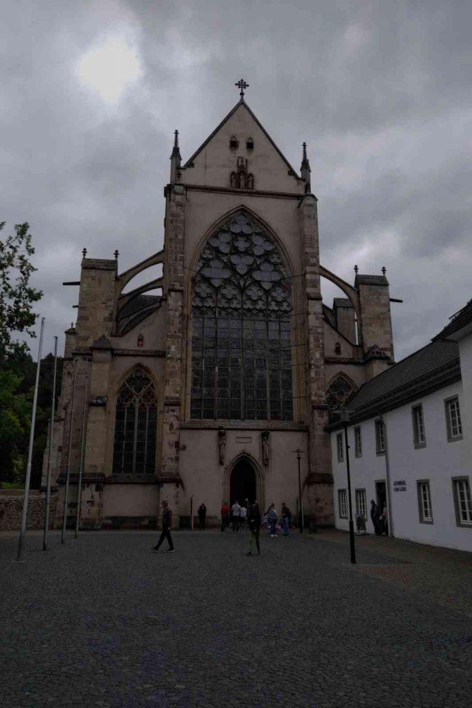 Radtour zum Altenberger Dom - Altenberger Dom