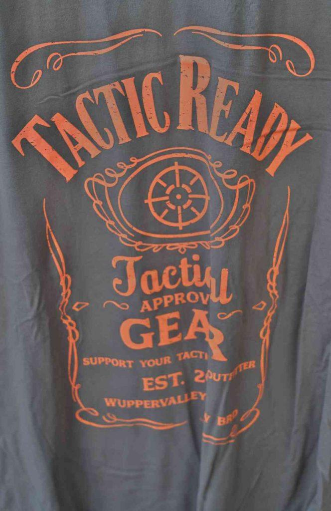Tacticready - Alte Zeiten