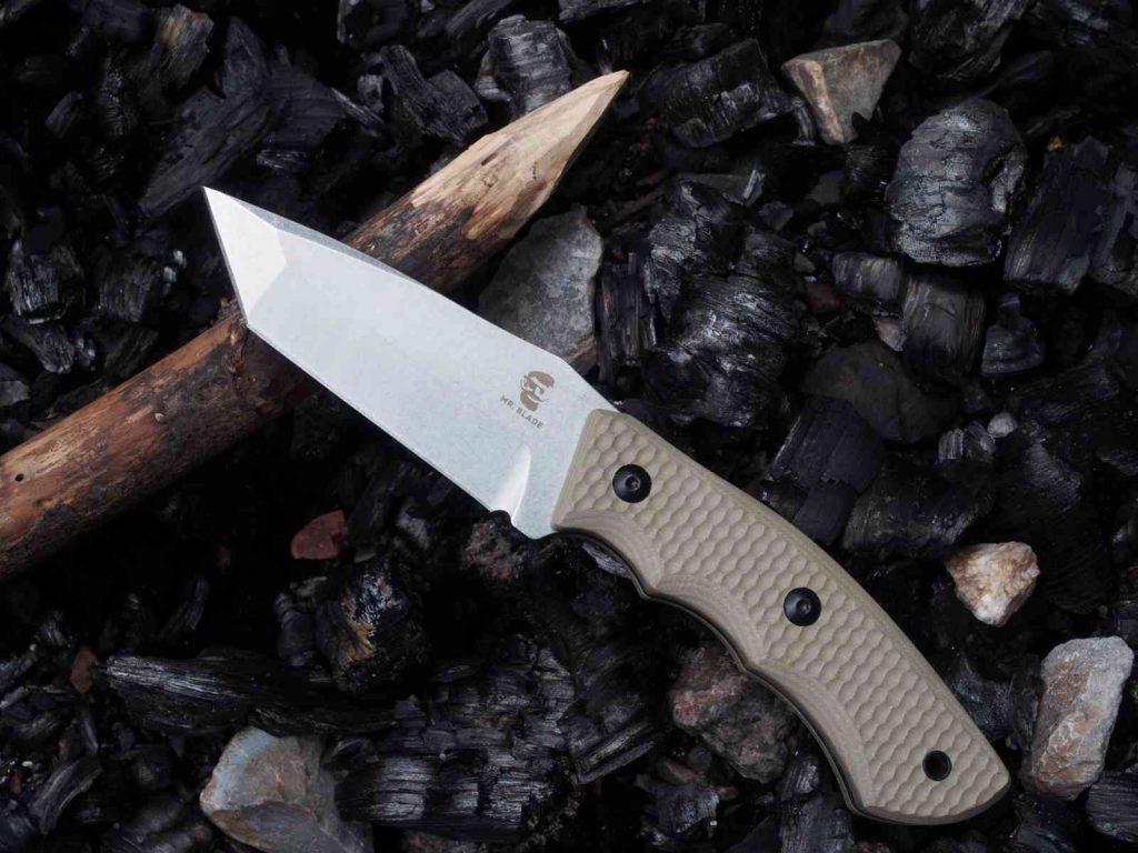 Mr. Blade Aldo - Holzarbeit