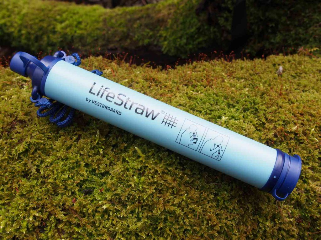 Lansky T.A.S.K. - Lifestraw
