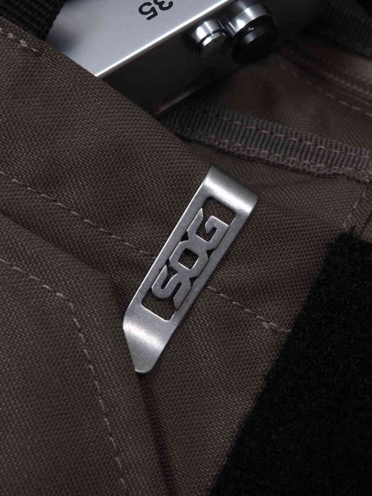 SOG Terminus - Das Messer verschwindet in der Tasche