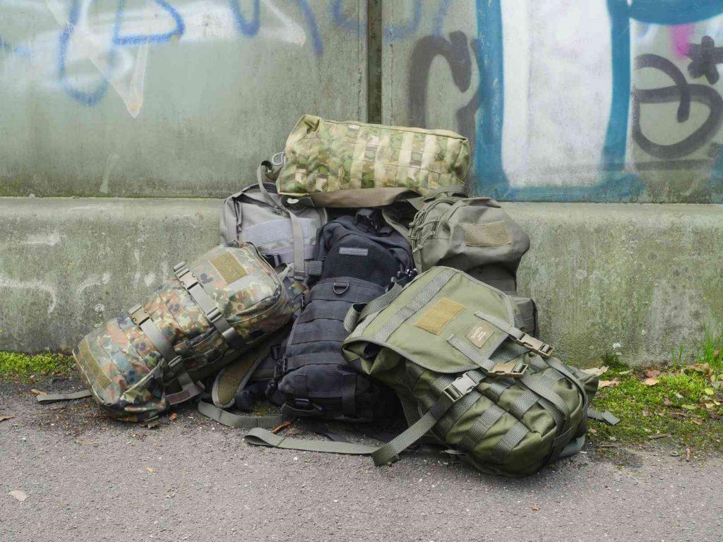 Kleine Daypacks