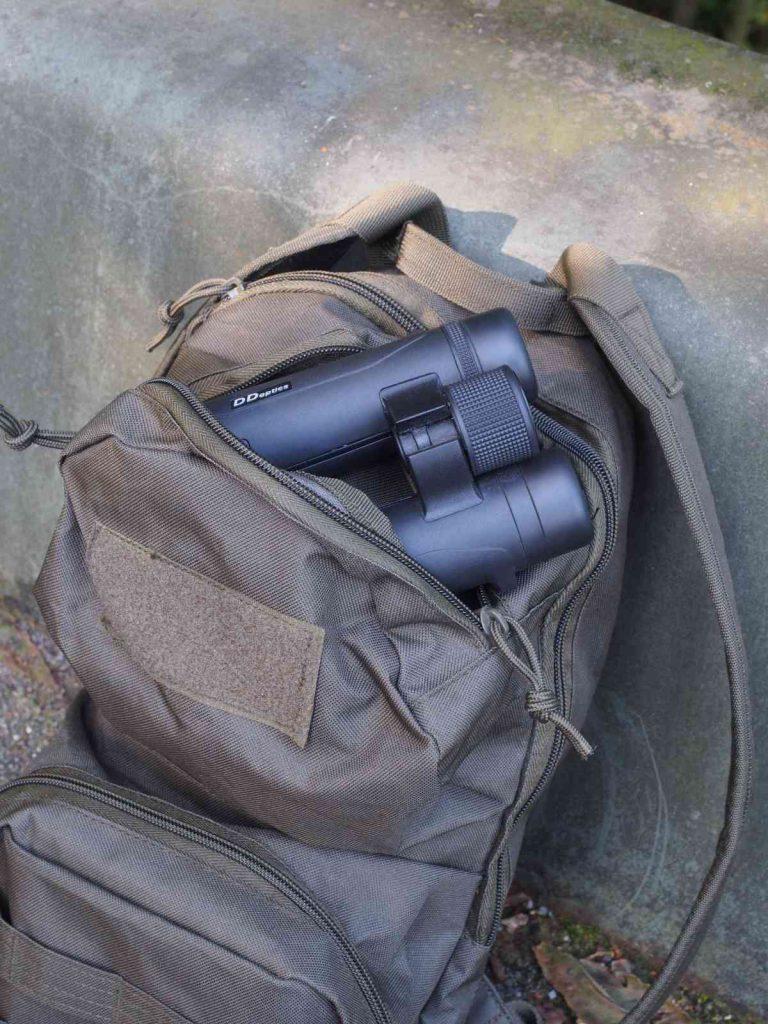 Highlander Scout Pack - Außentasche