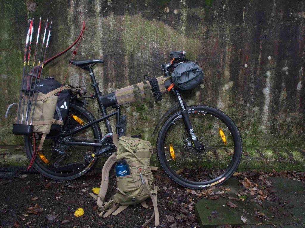 Prepperbike komplett