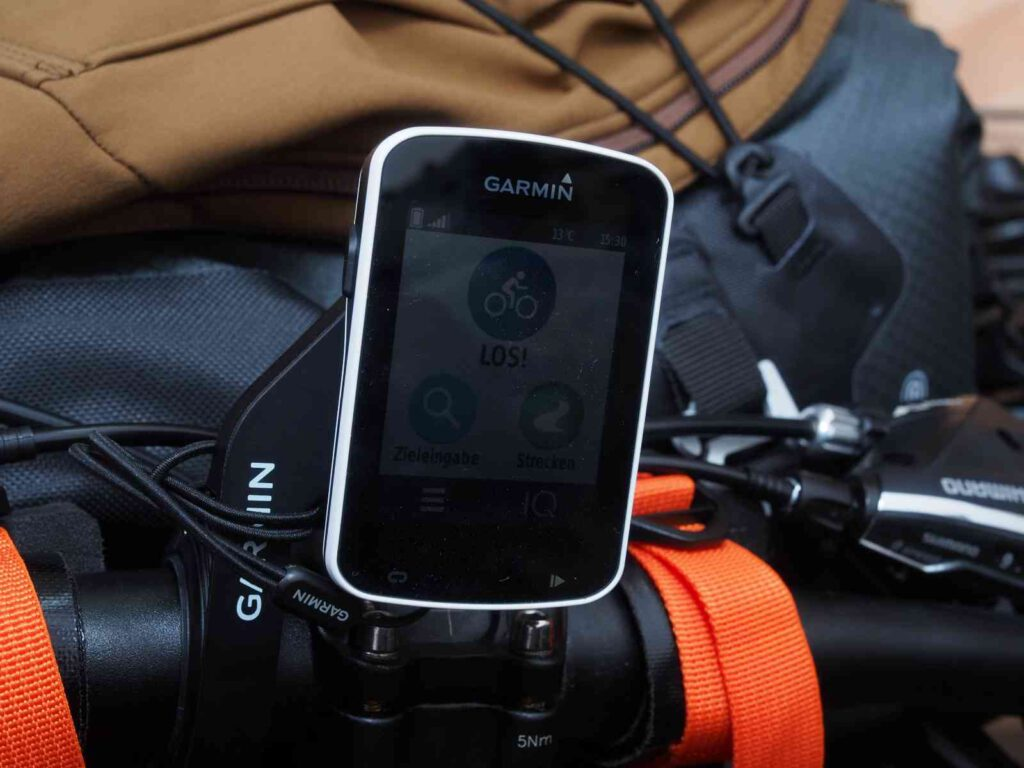 Garmin Edge Explore 820