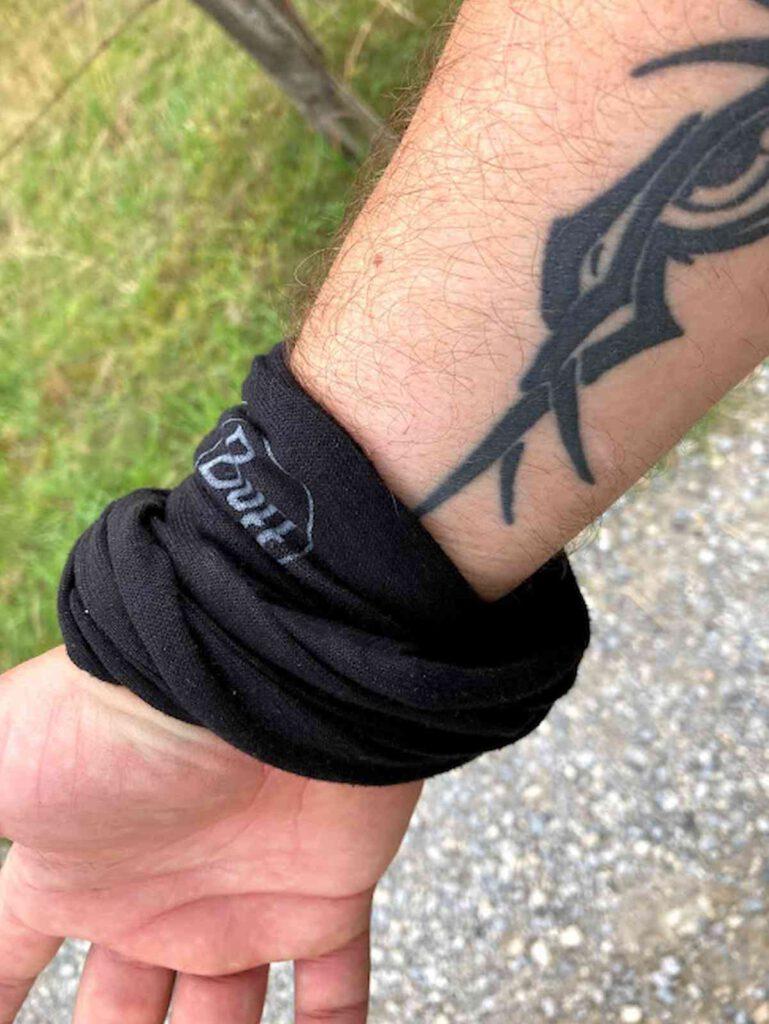 Als Armband