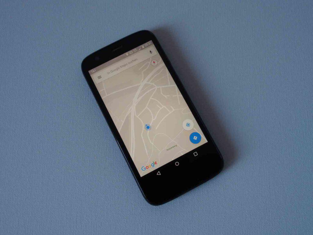 GPS-Ortung und Navigation mit dem Smartphone