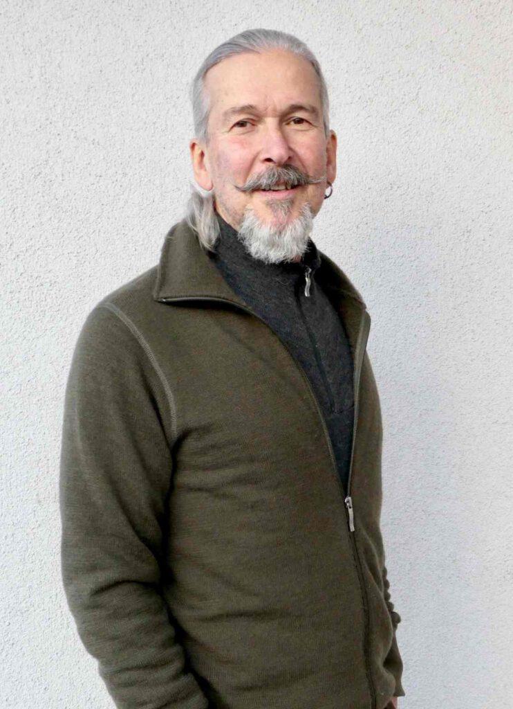 Lehrgangsleiter Armin Stütz