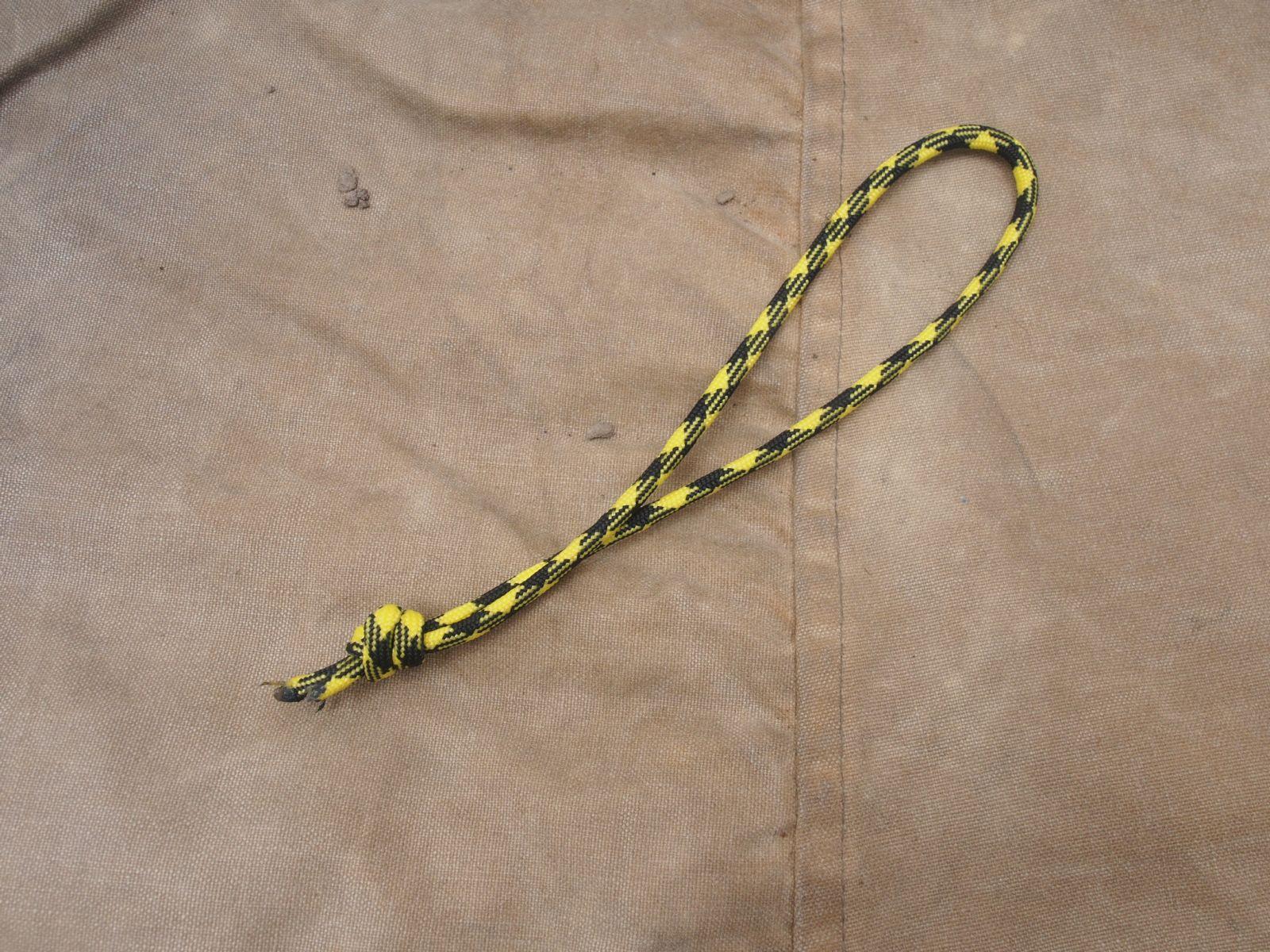 DIY Einfacher Bogenhalter - Ein einfacher Knoten