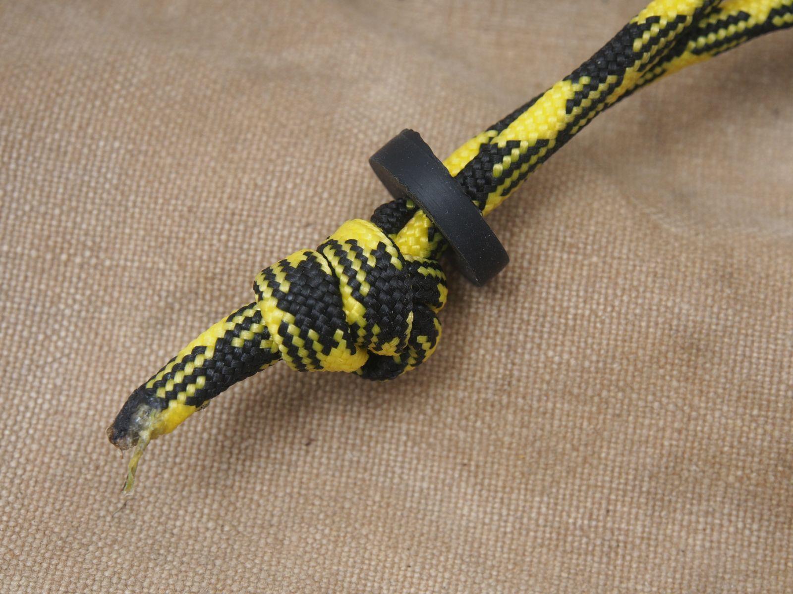 DIY Einfacher Bogenhalter - Aufpimpen im Detail
