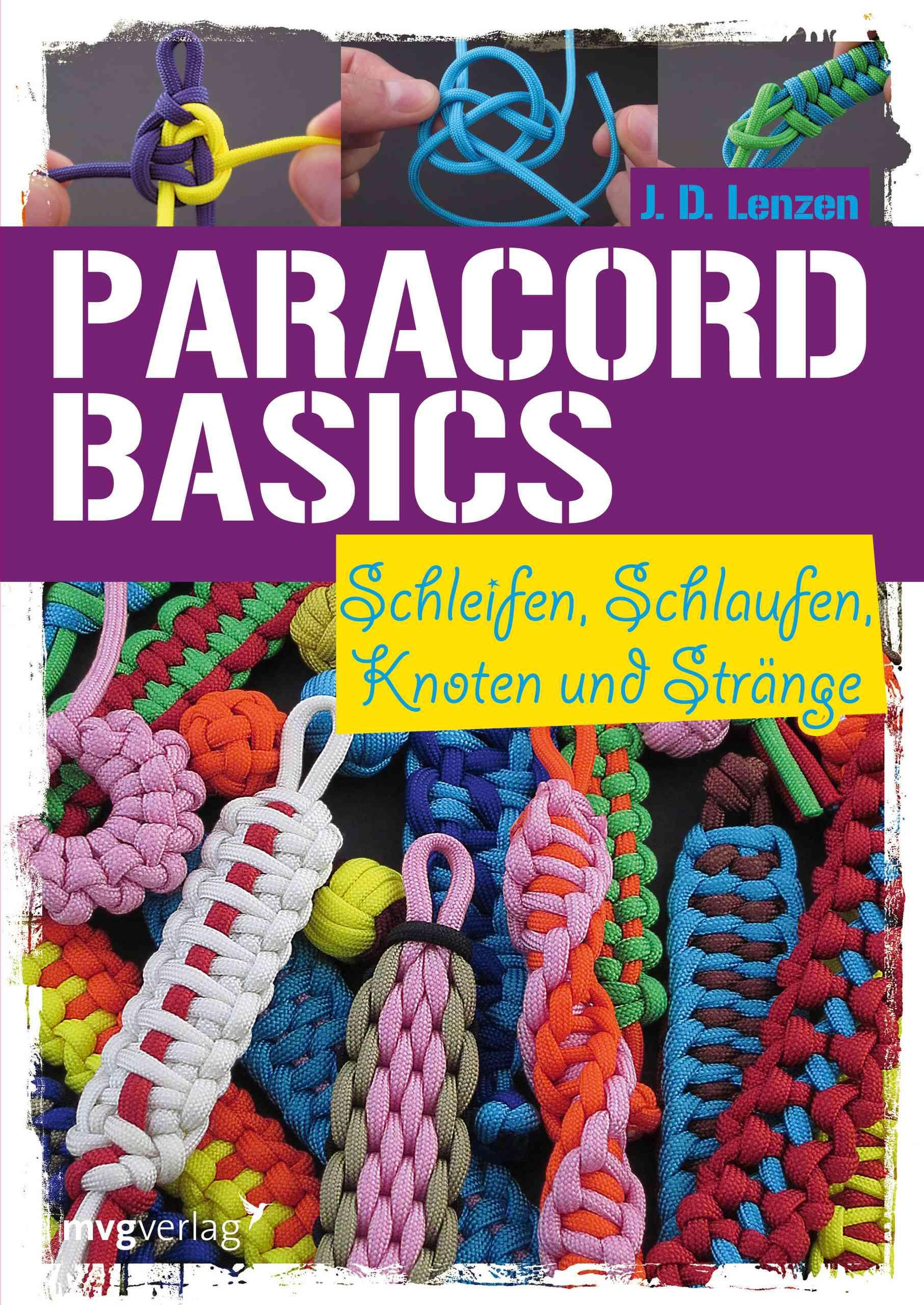 J. D. Lenzen - Paracord Basics
