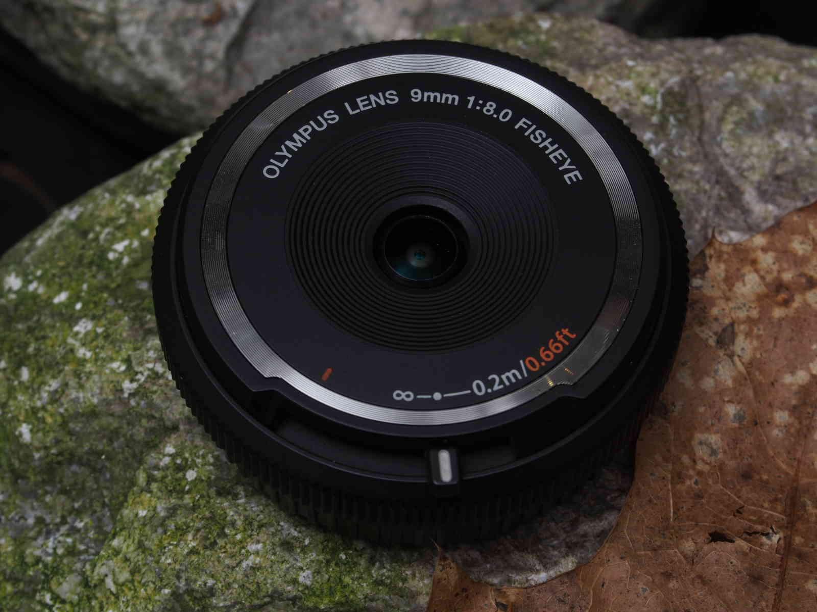 Olympus Body Lens Cap 9mm 1:8,0