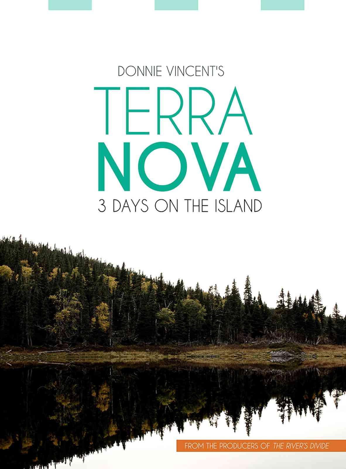 Donnie Vincent - Terra Nova