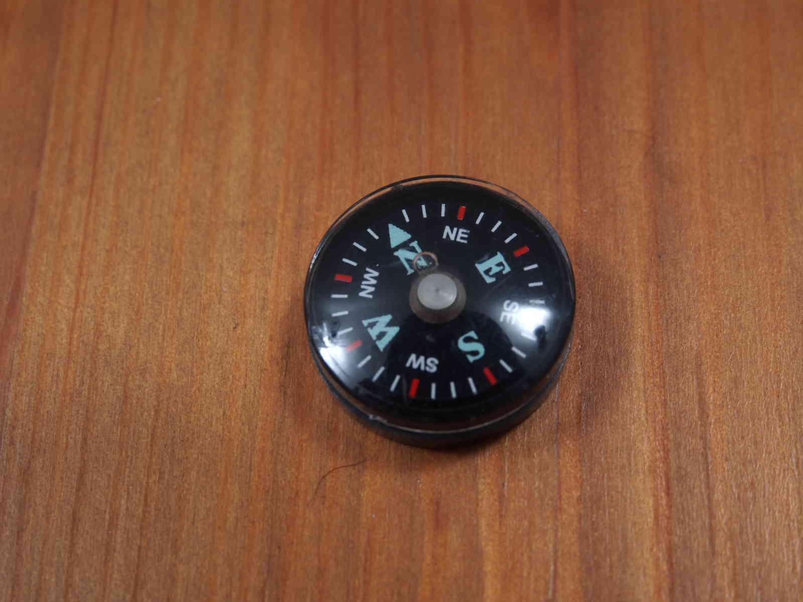Mini-Survival-Kit - Kompass