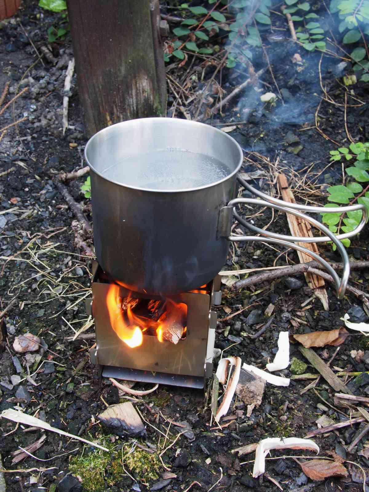 Bushcraft Essentials Bushbox - Hans Dampf