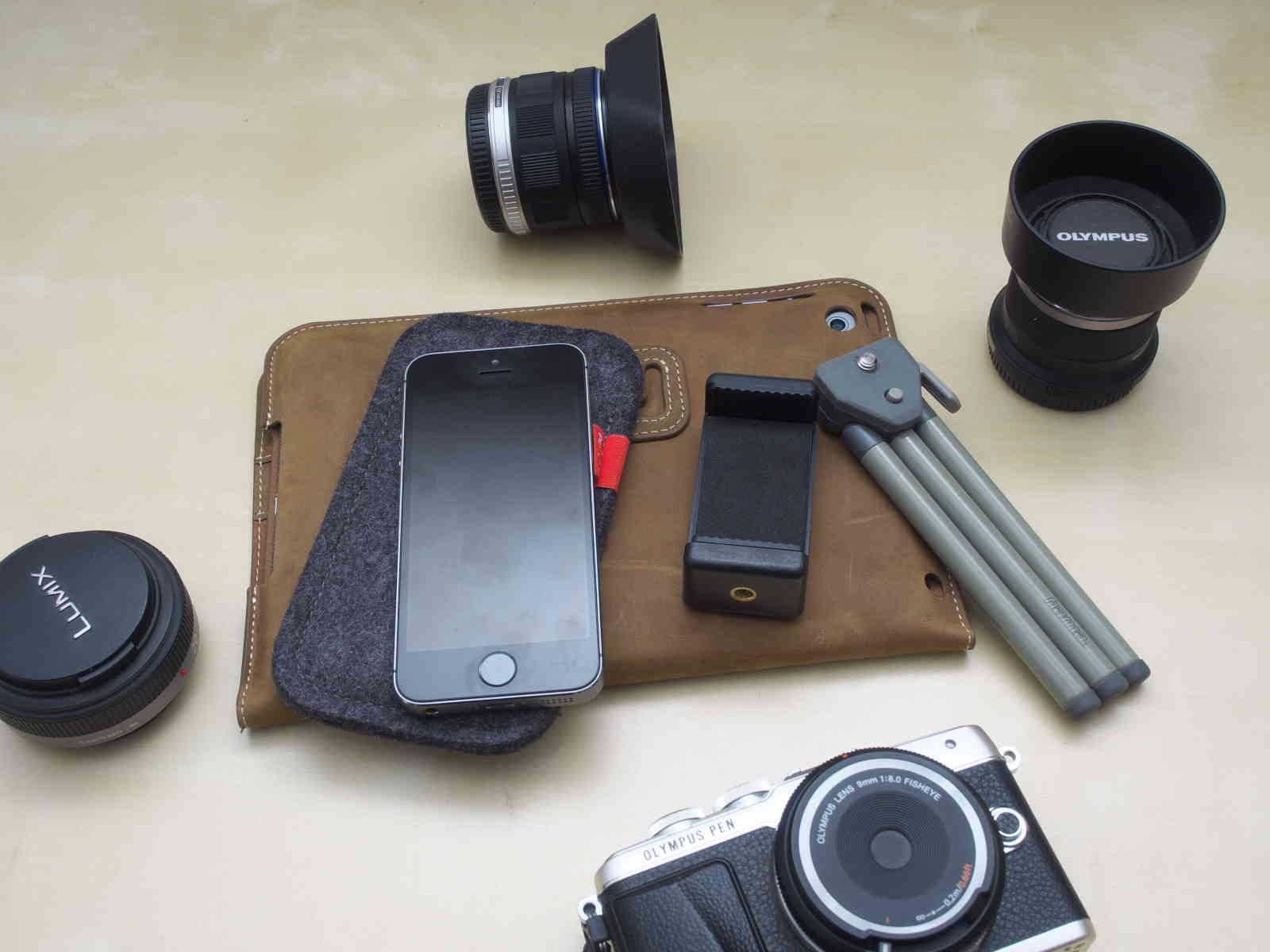 Smartphonefotografie - Die Ausrüstung