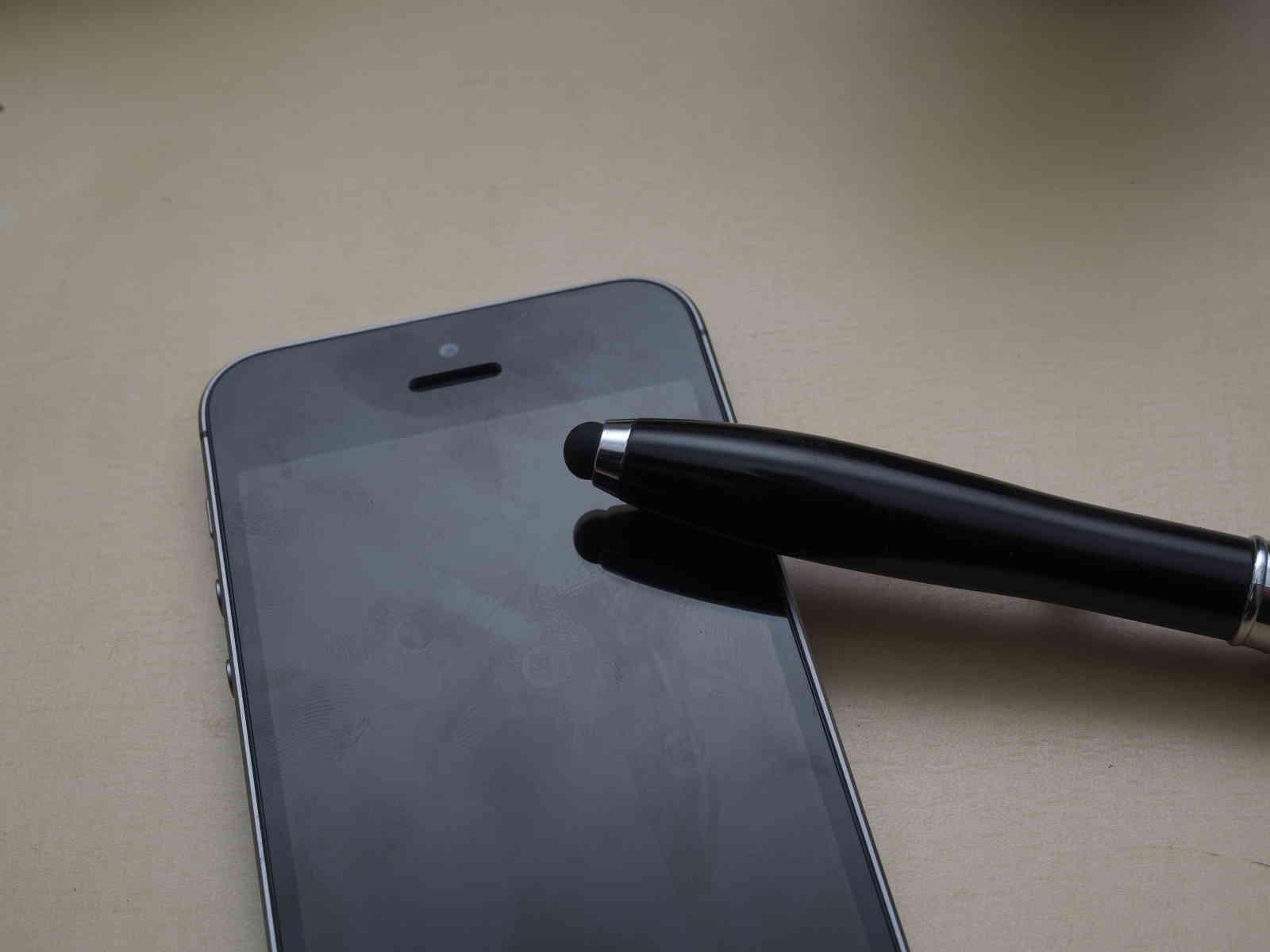 Smartphonefotografie - Der Eingabestift
