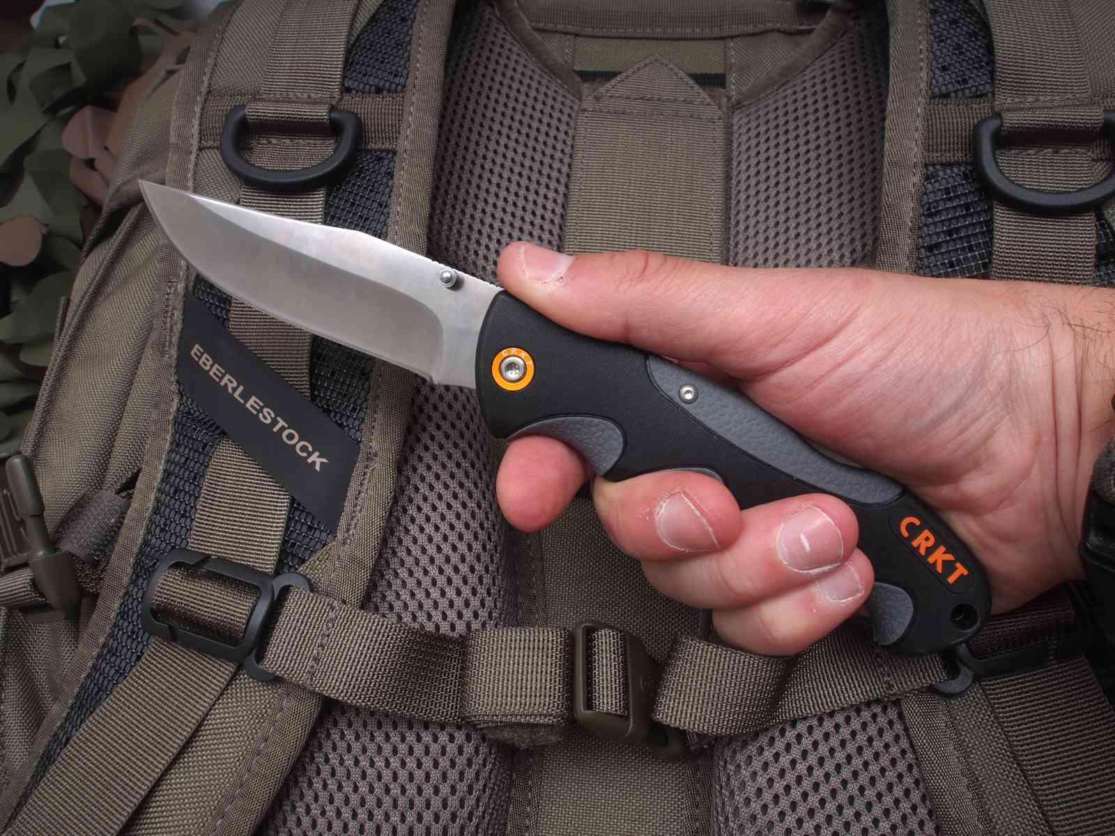 CRKT Free Range Hunter - Handlage