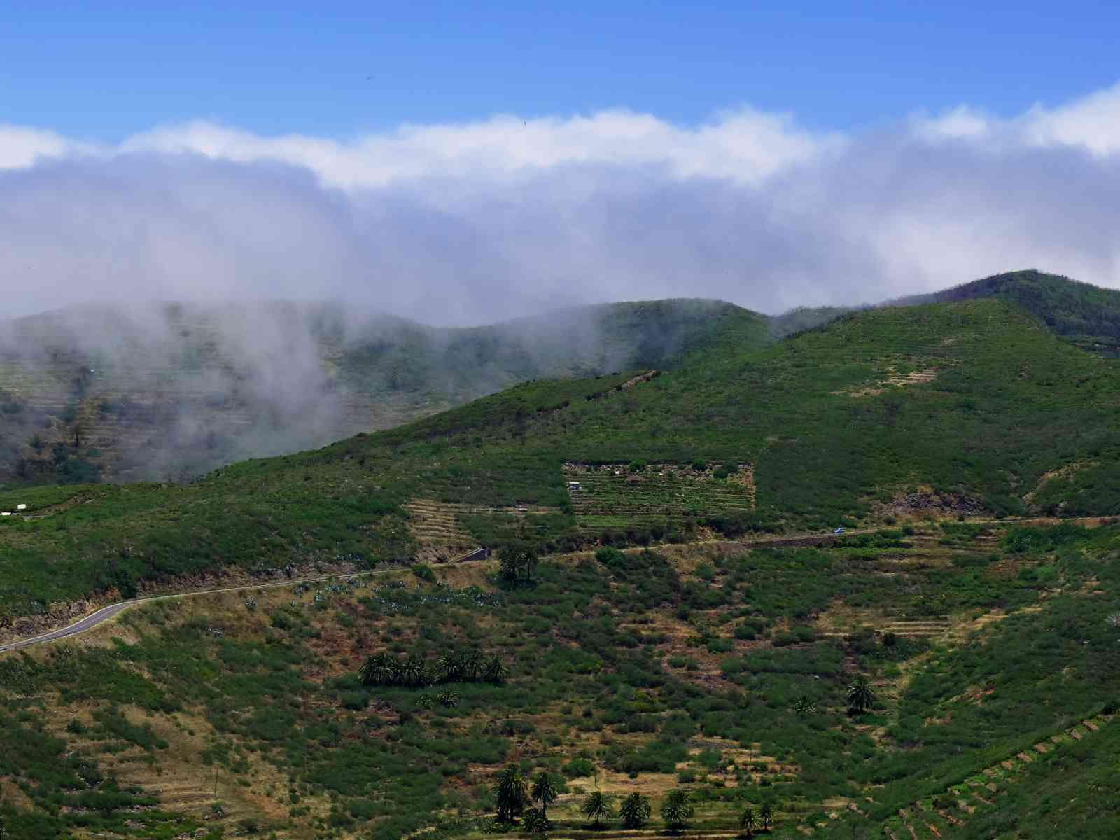La Fortaleza - Über den Wolken
