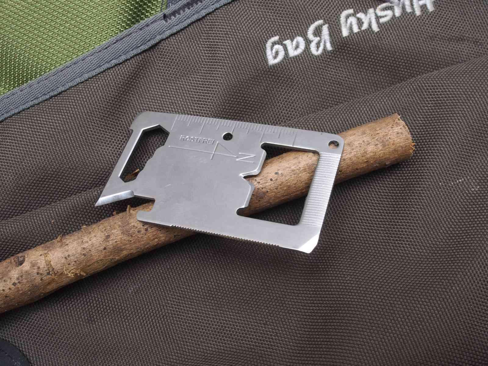 Mein Survival-Kit - Herbertz Campingtool