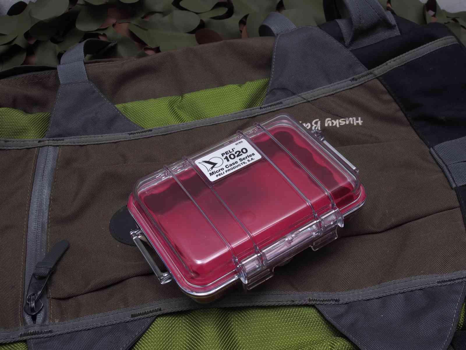 Mein Survival-Kit - Peli Box 1020
