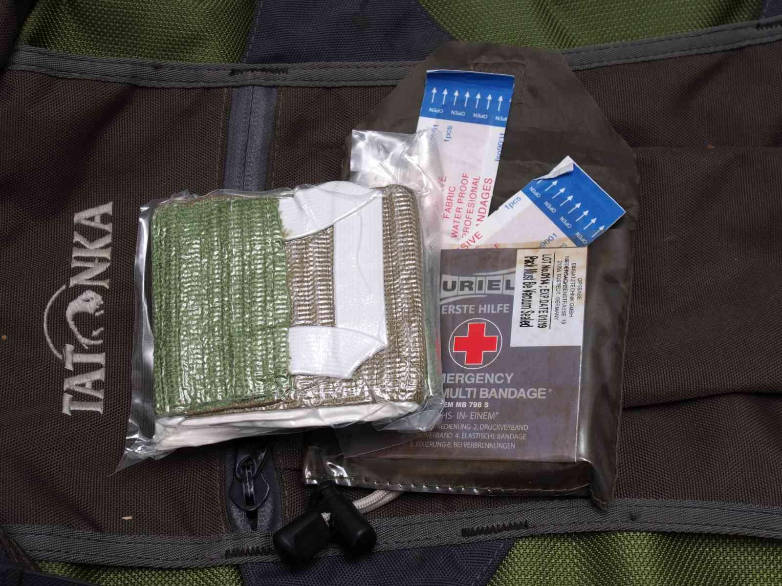 Mein Survival-Kit - Uriel