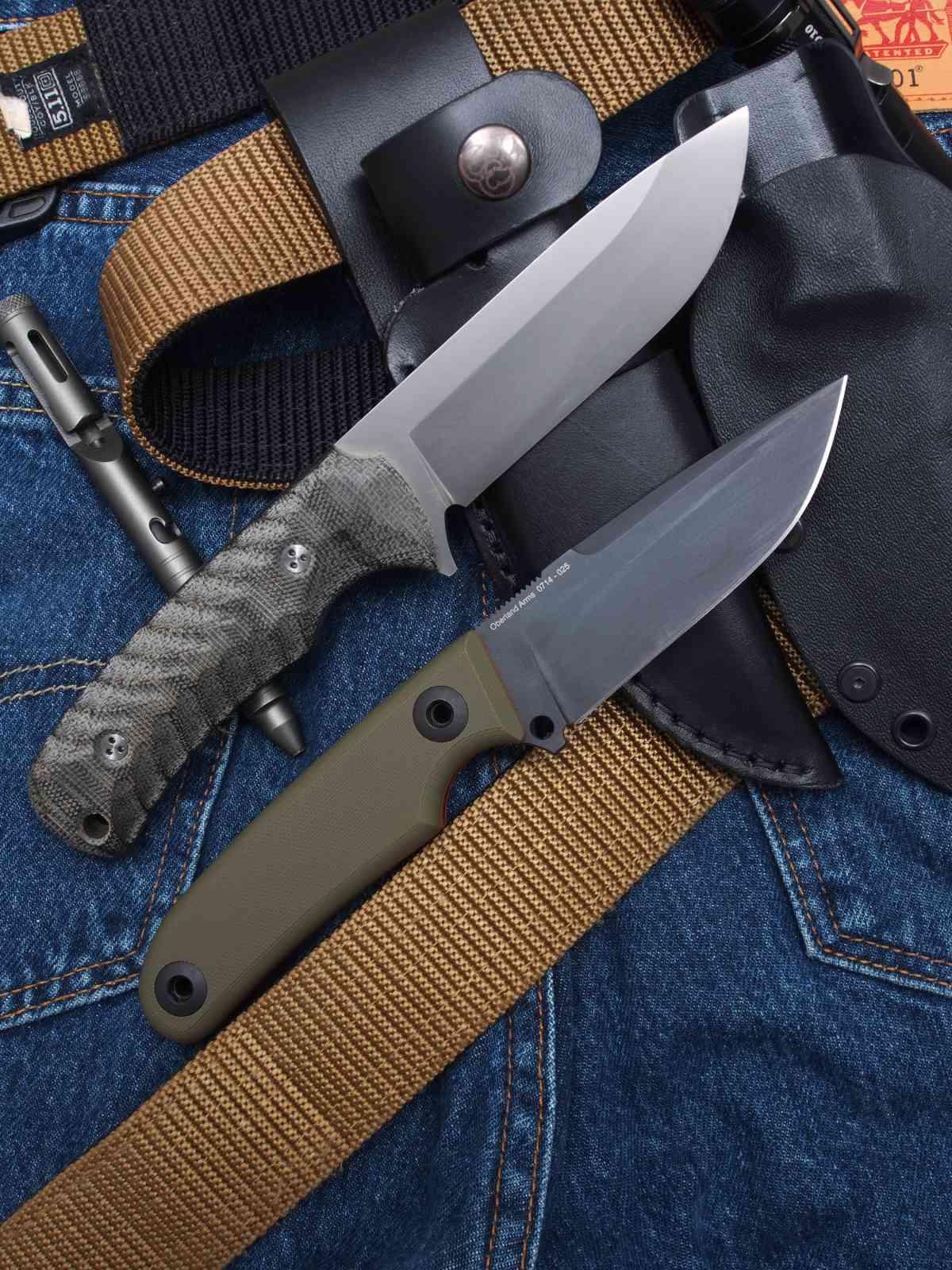 Kompakt im Alltag: Messerkönig MK10 und Oberland Arms Imwoid