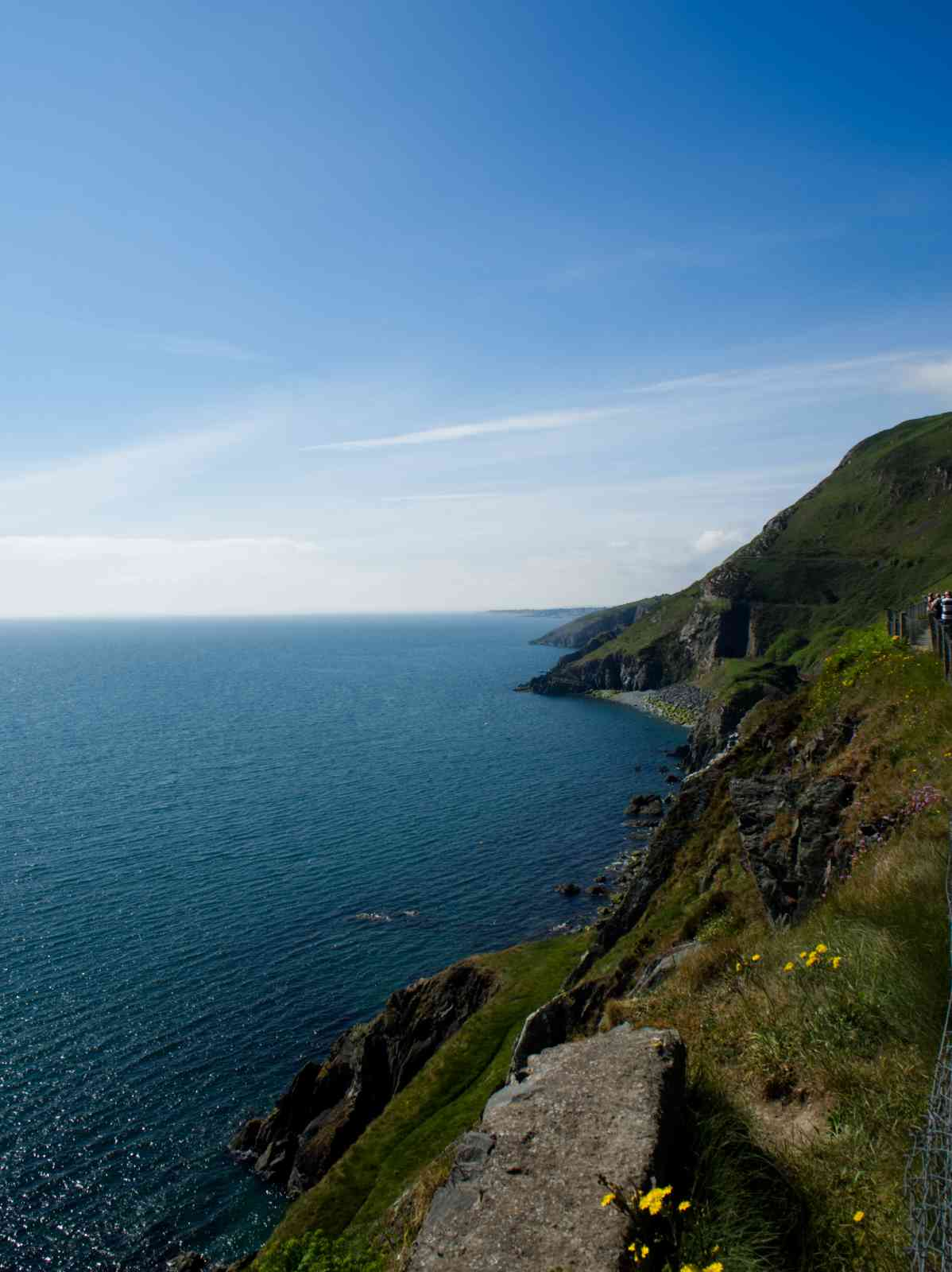Küstenwanderung - Cliff Walk