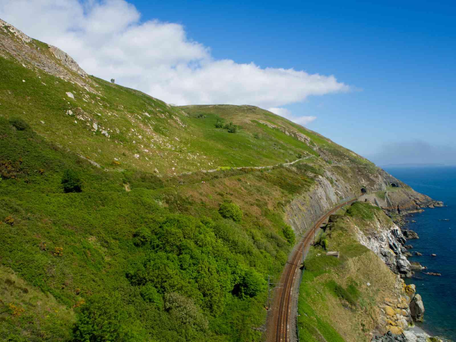 Irland - Cliff-Walk nach Greystones