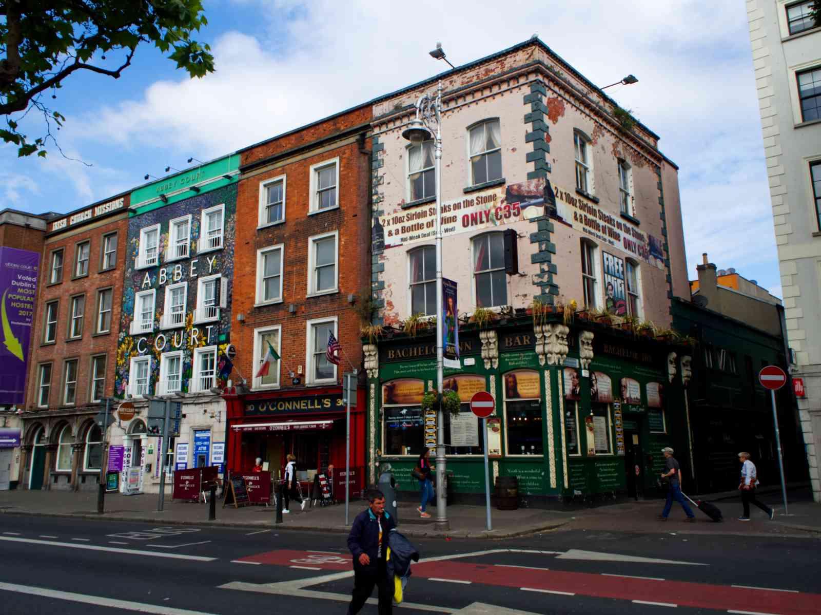 Dublin - Stadtansichten 02