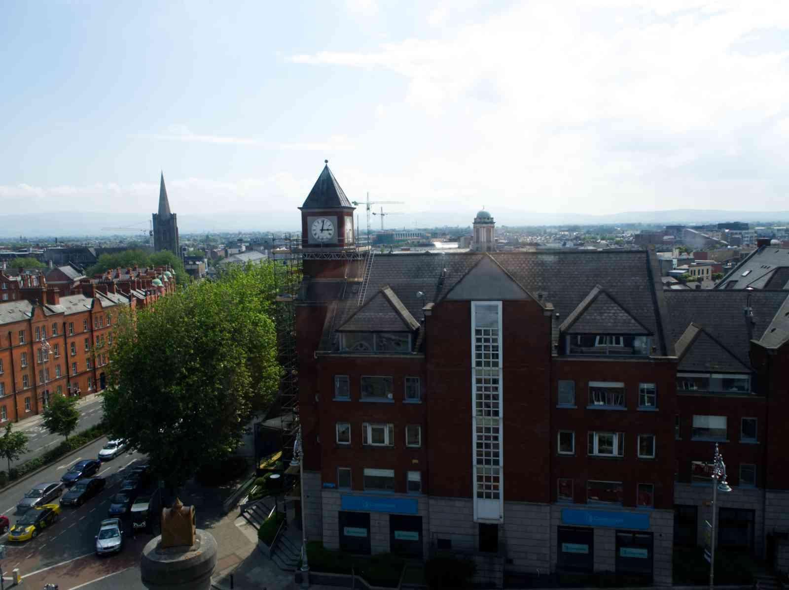 Dublin - Von oben