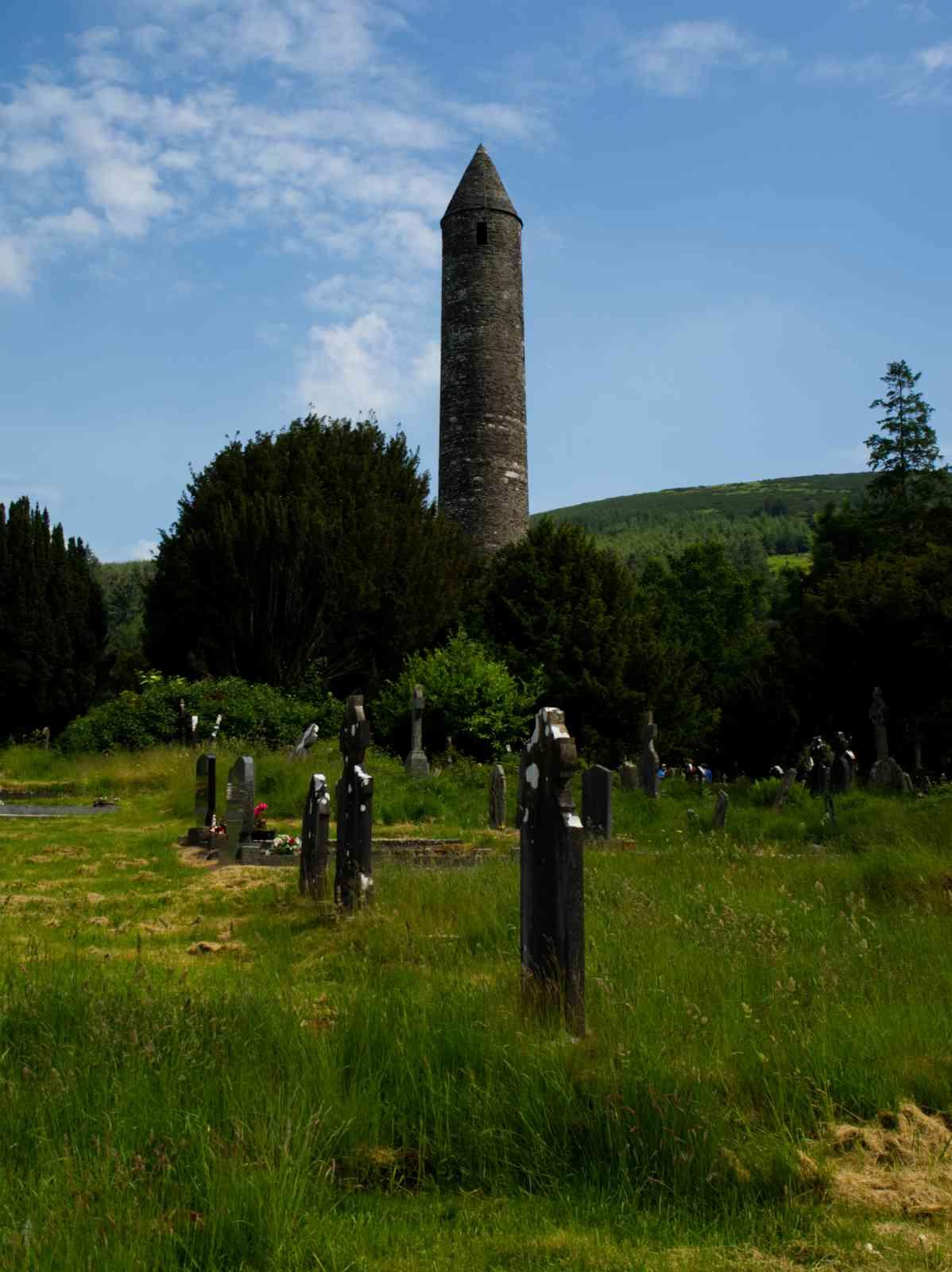 Irland - Glendalough