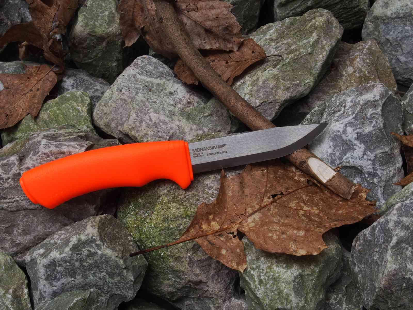 Mora Bushcraft Survival - Holzarbeiten