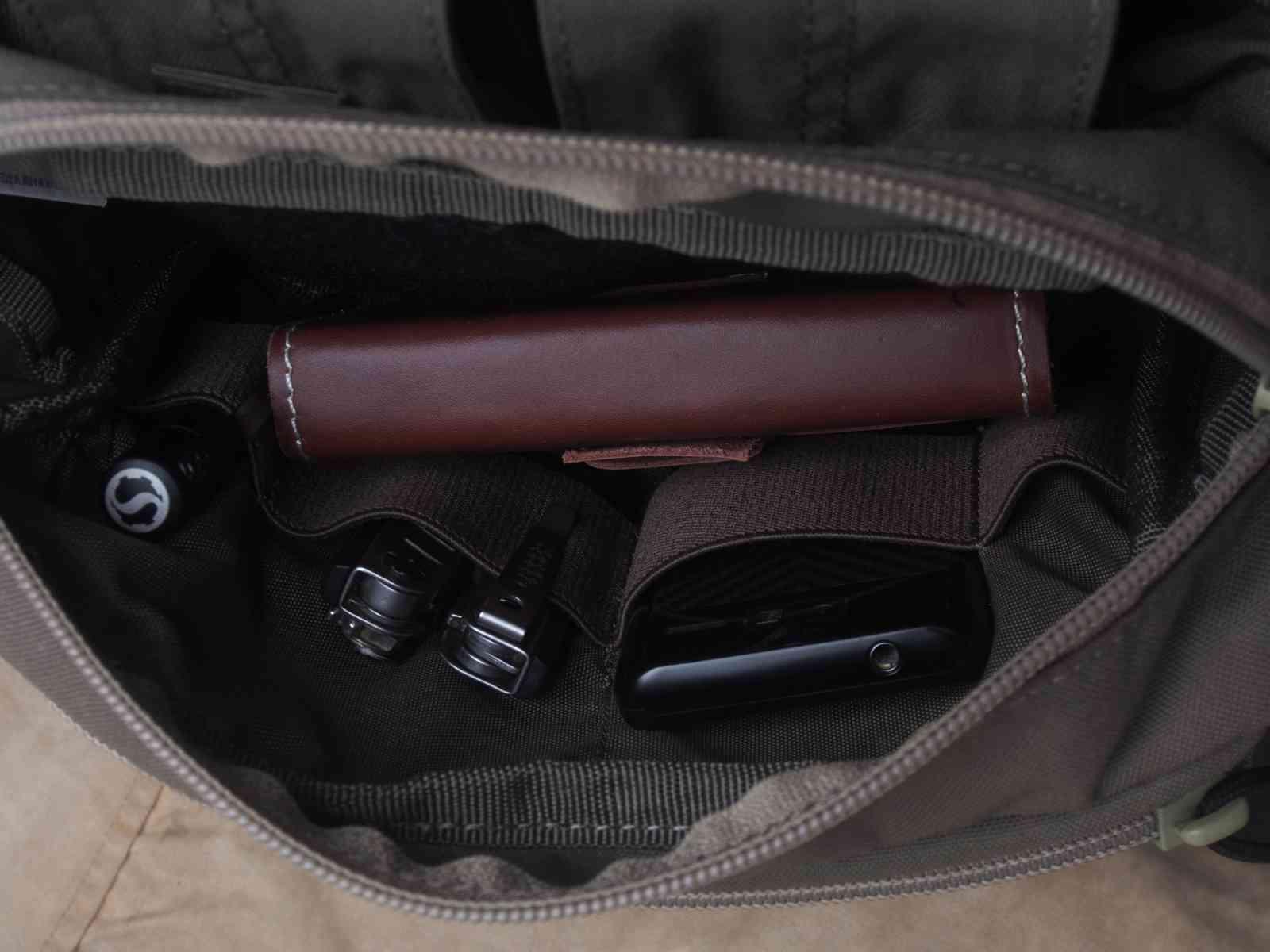 5.11Tactical Banger Bags - Hauptfach